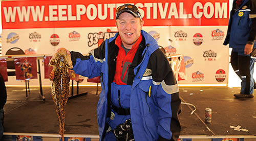 Mike Mussman at Eelpout Festival